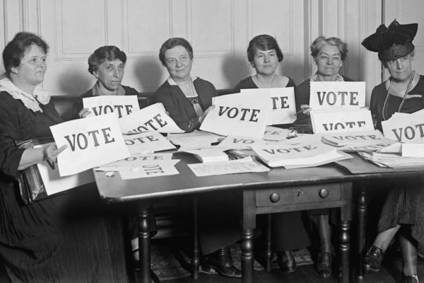 Suffragettes and the 19th Amendment: Learn About 100 Years of Women's Right to Vote